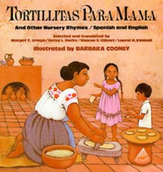 This bilingual collection of lively Latin-American nursery rhymes will extend children's appreciation of different cultures.