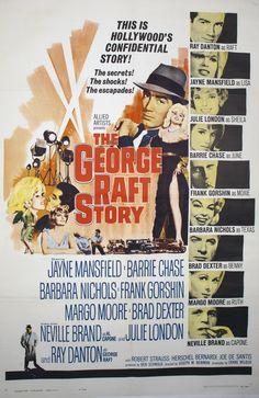The George Raft Story – 1961 Starring Jayne Mansfield
