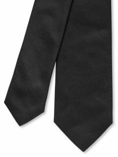 Leave it to Banana Republic's Mad Men collection to produce the exact retro black tie I'm looking for.