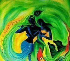 Oil painting of Lord Krishna. Jai Shree Krishna, Krishna Radha, Krishna Love, Lord Krishna, Hindus, Ganesha Painting, Holi Painting, Painting Art, Radha Krishna Wallpaper