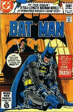 Batman #329 DC Comics - I own this issue is is tattered and well worn.