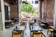 Remise47, restaurant Amsterdam, De Hallen www.looselab.nl/eten/remise47-restaurant-amsterdam-west/