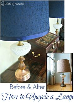 16 diy lamp makeovers and ideas you can do yourself lamp ideas diy lamp update solutioingenieria Images