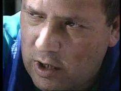 """Jesus Quintero entrevista a Francisco García Escalero, """"El mendigo asesino"""" en el programa Cuerda de Presos, de Antena 3 Televisión. España."""