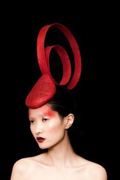 Winnie Lin Millinery-1 BY WINNIE LIN #millinery #hats #HatAcademy