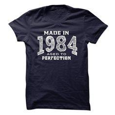 Age 1984 - #blusas shirt #cat sweatshirt. OBTAIN LOWEST PRICE => https://www.sunfrog.com/Birth-Years/Age-1984.html?68278