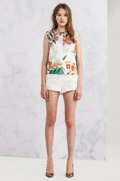 Cameo The Label | We Have Love Shorts | Ivory | FSHN BNKR | Shop Now
