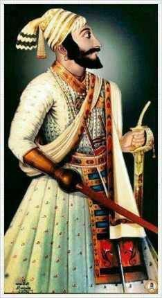 Great  king Shivaji
