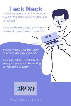 If you are looking to decrease back pain without prescription's, try practicing good posture for a few weeks. You will be amazed at what a difference it can make. #bepostureperfect #health #posturecorrection #healthyliving #backpain #posture #tech-neck #pain #neckpain #painfree #yoga #pilates #postureworkouts #tech-neck #hydration #healthy #chiro #gym #success #badposture #sittingposture Fix Your Posture, Good Posture, Improve Posture, Posture Help, Shoulder Pain Relief, Lower Back Pain Relief, Relieve Tension Headache, Better Posture Exercises, Sore Muscle Relief