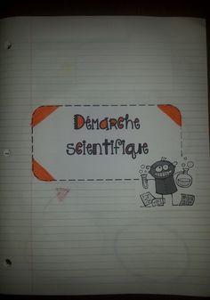 Démarche scientifique - Site de madamejustine !
