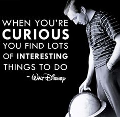 A little Walt to start your weekend #WaltDisney