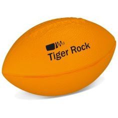 View a larger, more detailed picture of the 6 Foam Football - Solid