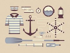 Nautical Collection by Matt Anderson