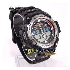 6de6480a0b7 Relógio Casio SGW-400H-1BV Altimetro Barometro Termometro