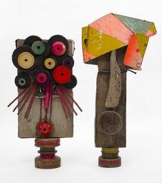 Design Free Thursday // Faces by Miller Goodman.