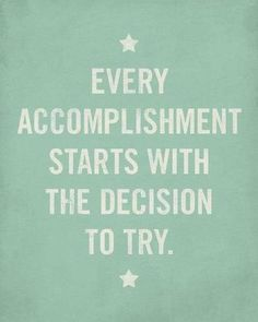 Keep trying - I LOVE THIS