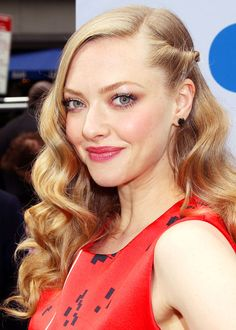 The honey blonde: Amanda Seyfried / Blond miellé: Amanda Seyfried