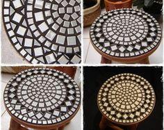 Banquinho Mosaico PB -