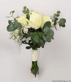 Wedding Flowers Liverpool, Merseyside, Bridal Florist, Booker Flowers and Gifts, Booker Weddings Vera Wang Wedding, Winter Wedding Flowers, Bridesmaid Bouquet, White Roses, Liverpool, Our Wedding, Floral Wreath, Wreaths, Weddings