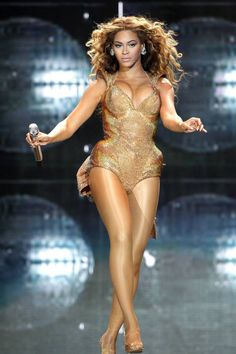 One of Beyonce's best tour looks!