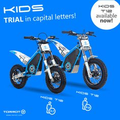 Kids T12 available now!