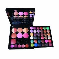 NYX Makeup Artist Kit35 Eyeshadows, 3 Bronzers,5 Blushers, 5 Lip Colors, Applicator/Mirror $27