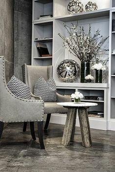 gestaltungsmöglichkeiten wohnzimmer dekoideen rustikaler tisch