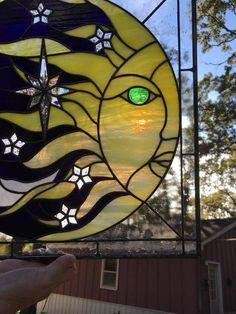 Melted Glass art DIY - Stained Glass art Dragon - Broken Glass art Painting - Fused Glass art How To Make Making Stained Glass, Faux Stained Glass, Stained Glass Lamps, Stained Glass Designs, Stained Glass Projects, Stained Glass Patterns, Stained Glass Windows, Window Glass, Fused Glass