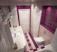 Дизайн ванной комнаты 4 кв.м. с фото - ЭКОНОМИМ ПРОСТРАНСТВО