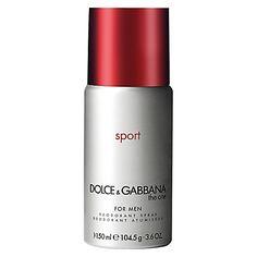 Buy Dolce & Gabbana The One Sport Deodorant Spray, 150ml online at JohnLewis.com - John Lewis