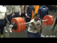 UTM Strength and Conditioning Football Spring Training - IBOtube
