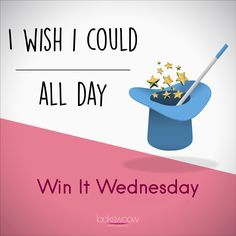 WHAT WOULD YOU DO if you had all the time you wanted? Learn something new? Go have fun? Let us know in the comments and you will be entered in this week's WIN IT WEDNESDAY!  One lucky winner of a FREE Teeth Whitening Take Home Kit will be randomly chosen on #Wednesday, 13th April 2016.  #Lookswoow #WinItWednesday #competition #teethwhitening