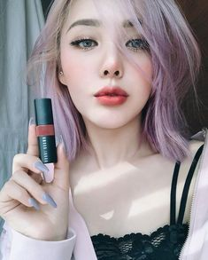 korean makeup – Hair and beauty tips, tricks and tutorials Korean Makeup Look, Korean Makeup Tips, Korean Makeup Tutorials, Asian Makeup, Korean Beauty, Asian Beauty, Korean Makeup Ulzzang, Art Tutorials, Make Up Looks