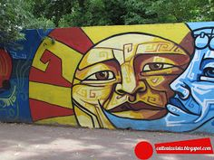 Fauna, Reflection, Wildlife, Space, Projects, Wall Art, Dinosaurs, Urban Art, Walks