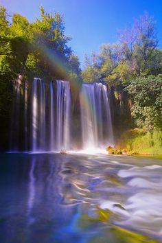 Duden Waterfalls, Antalya, Turkey Photograph  - Duden Waterfalls, Antalya, Turkey Fine Art Print