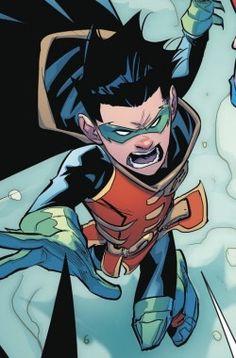 69 Best damian wayne images | Batman family, Damian wayne