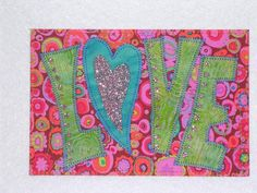send some love postcard