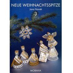 Weihnachtsspitze 3 Shops, Bobbin Lace, Crochet, Nativity, Christmas Ornaments, Holiday Decor, Belem, Christmas Balls, Bobbin Lace Patterns