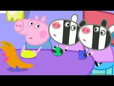 Peppa Pig English - Pottery 【03x47】 ❤️ Cartoons For Kids ★ Complete Chapters - YouTube