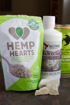 Fat-Burning Rocket Fuel Latte For Women | Healthful Pursuit <<add chia seeds for omega 3's & fiber