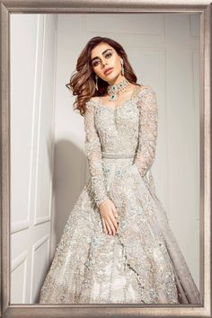 Heritage 2018 - Heritage Line - Bridal Couture Indian Wedding Gowns, Asian Bridal Dresses, Asian Wedding Dress, Pakistani Wedding Outfits, Pakistani Bridal Dresses, Pakistani Wedding Dresses, Bridal Outfits, Indian Dresses, Bridal Gowns