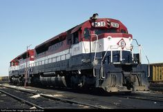 RailPictures.Net Photo: EL 3638 Erie Lackawanna EMD SDP45 at Secaucus, New Jersey by NS4Ever