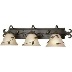 Progress Lighting P3237 77 Two Light Bath Bracket With Amber Linen Glass Forged Bronze By 159 18 From The Manufacturer C