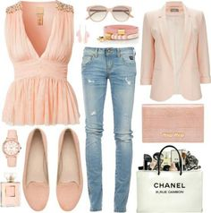 Pale Pink - Sooooo pretty!!  I want it all!