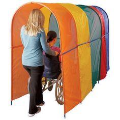 Flaghouse Wheelchair Tunnel FlagHouse http://www.amazon.com/dp/B007Y8P4JS/ref=cm_sw_r_pi_dp_X-EXtb0PE9H2GWN8