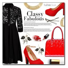 """""""Classy & Fabulous"""" by fashion-pol ❤ liked on Polyvore featuring BOBBY"""