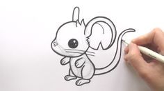 Drawing Tutorial How to Draw a Cartoon Mouse From Transformice – zooshii Style – Hildur.O - Video by zooshii studios draw For the days you simply want to learn to draw a super Cartoon Mouse. And if you happen to want to learn to draw more cute st Cartoon Drawing Images, Drawing Cartoon Characters, Cartoon Drawings Of People, Cartoon Sketches, Character Drawing, Animal Drawings, Drawing Cartoons, Cute Drawings Of Animals, Learn To Draw Cartoons