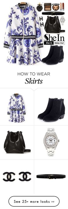 """Shein"" by oshint on Polyvore featuring Rachael Ruddick, Aéropostale, D'Amico, Rolex, cool, Sheinside and shein"