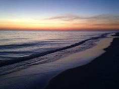 Sunset Panama City Beach