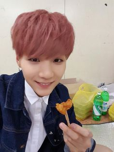 Music Video Bank Stardust posted a photo of BTS Suga